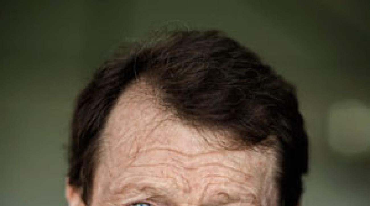 Tom Watson, 59, in Orange County, Calif.