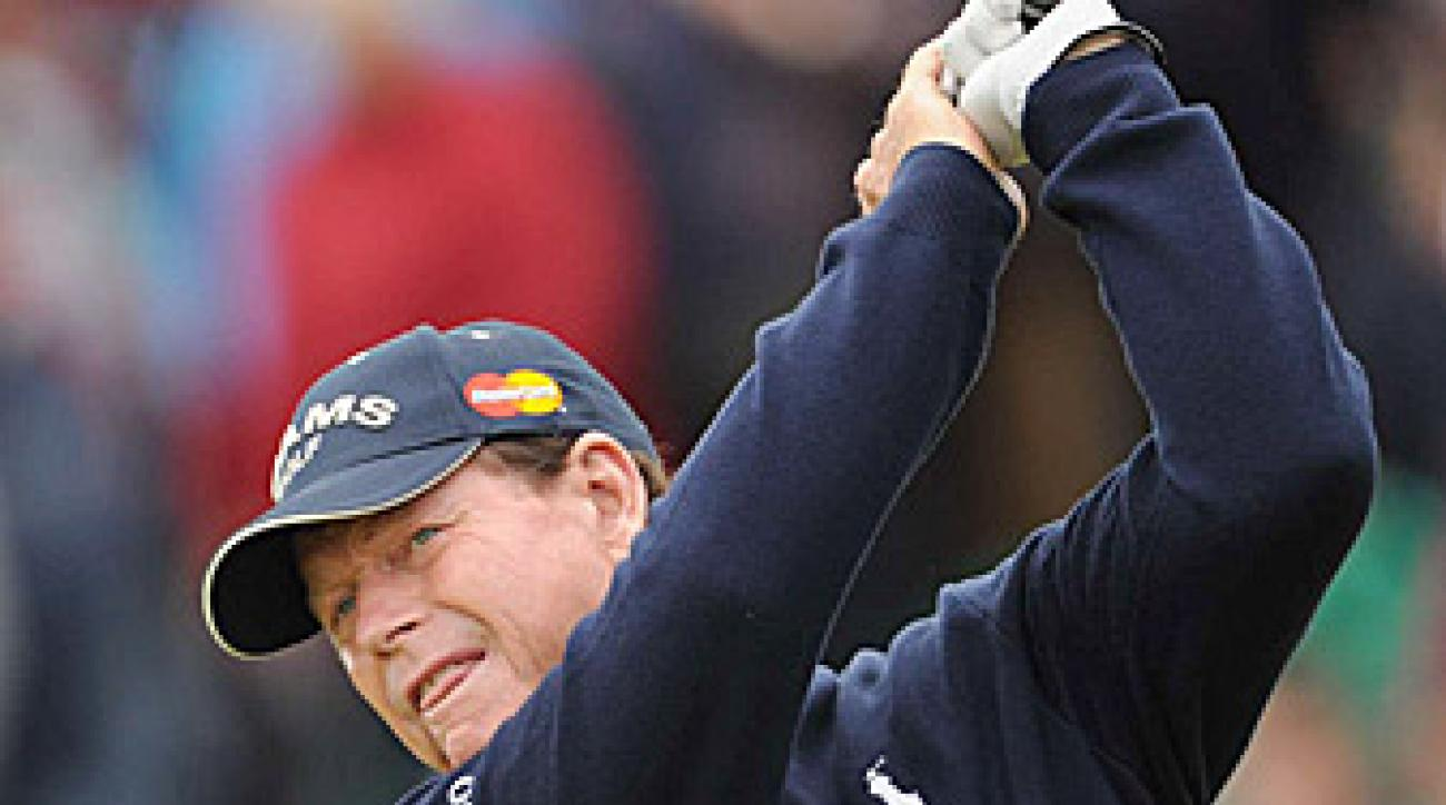 Watson has won eight majors and nearly captured his ninth at the 2009 British Open.