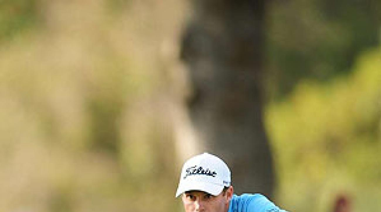 Watney, 127th in putting in '08, is 23rd this year.