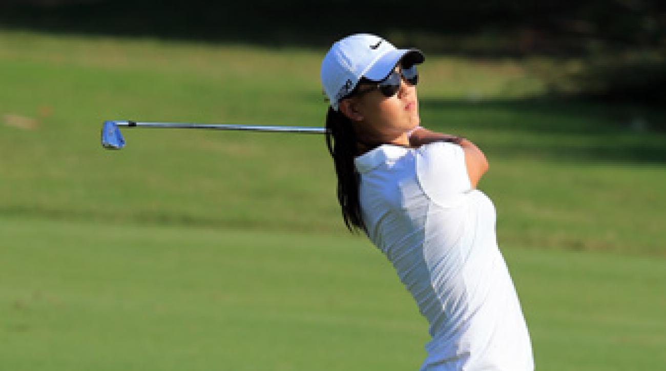 Michelle Wie is playing this week at the Women's Australian Open.