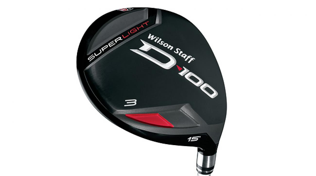 Wilson Staff D-100 Fairway Wood