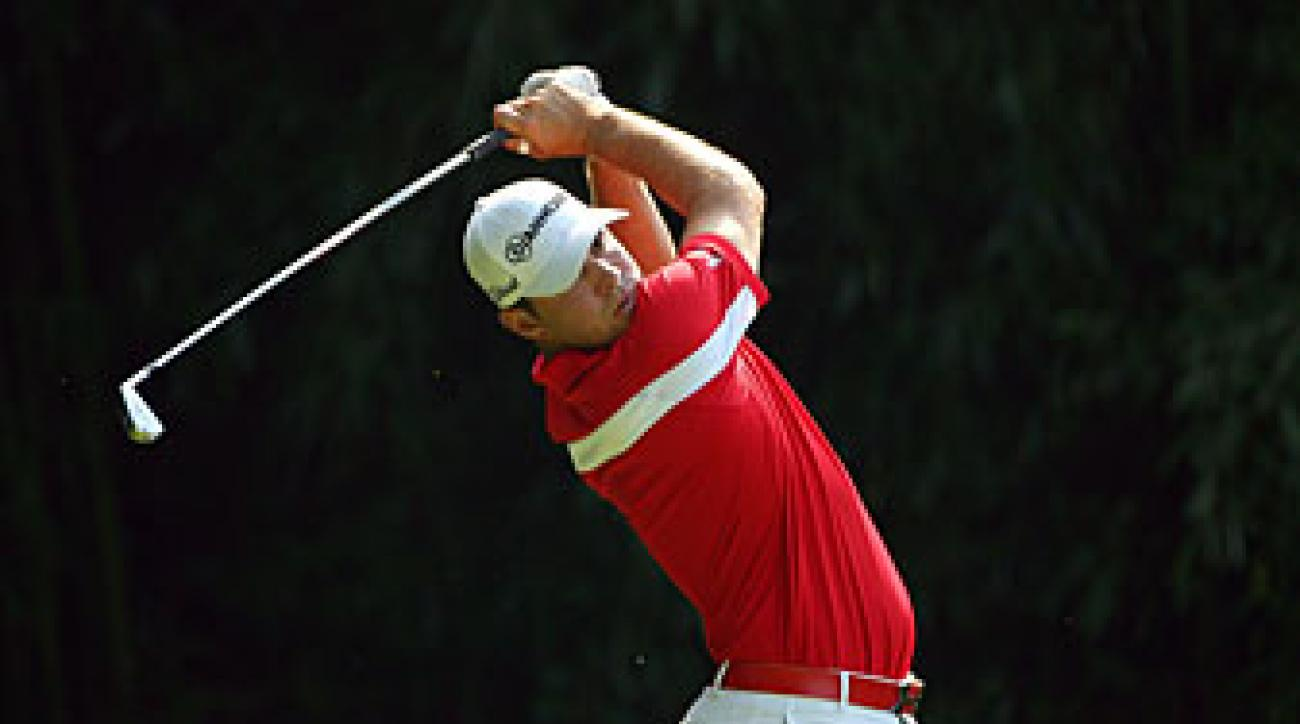 Gary Woodland is now managed by Mark Steinberg.