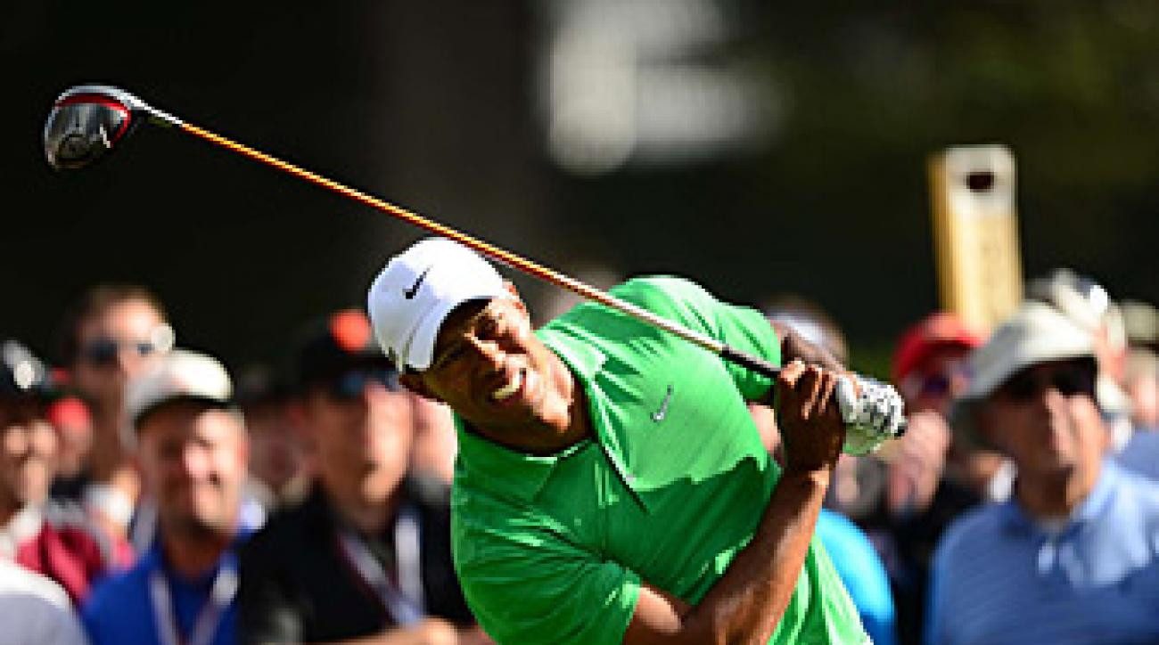Tiger Woods has two wins this season, but he's yet to contend on the weekend at the majors.