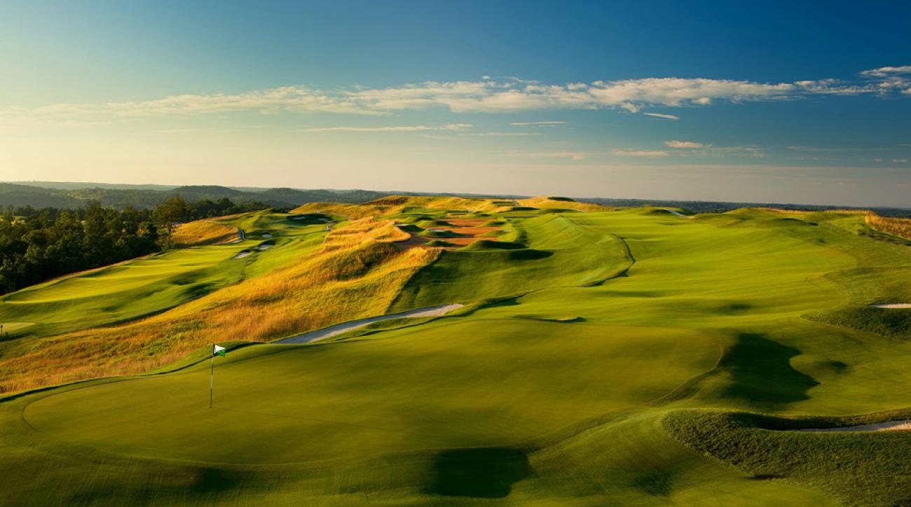 The Pete Dye Course at French Lick Resort will host the inaugural Senior LPGA Championship.