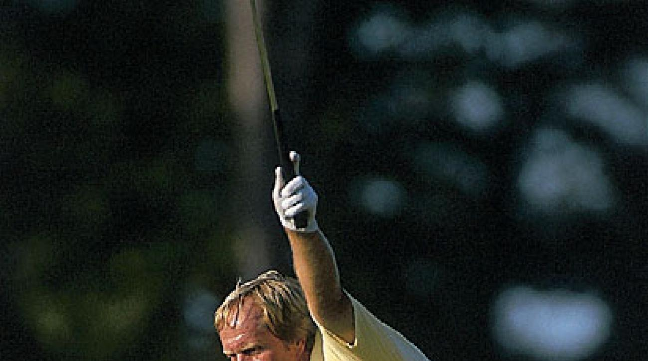 In 1986, 46-year-old Jack Nicklaus stunned the world by winning his sixth green jacket and 18th major title.