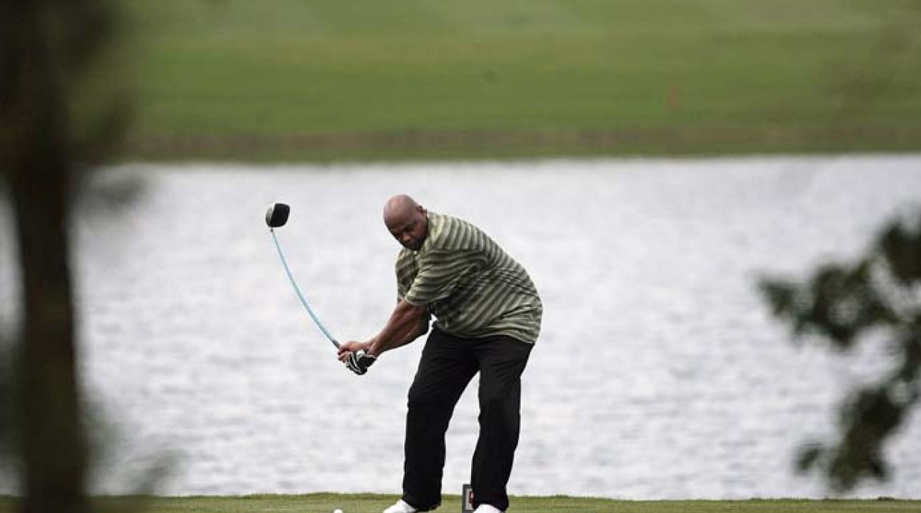 """""""I think the bookmakers are safe no matter what the odds are with Charles.  It's not going to happen.""""                 --Hank Haney on Charles Barkley being a 500 to 1 long-shot to win the American Century Celebrity Golf Championship in Lake Tahoe."""