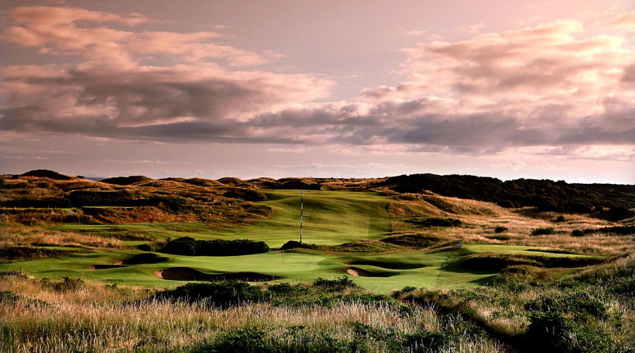 Royal Portrush Golf Club, Northern Ireland.
