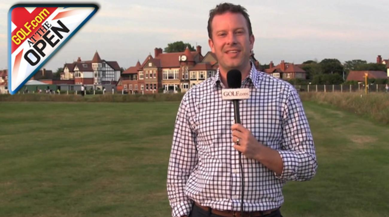 The British Open in 60 Seconds