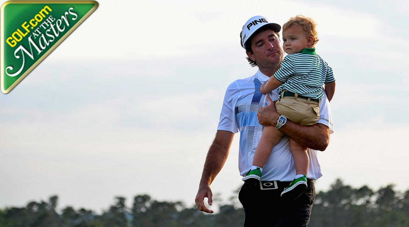 Bubba Watson On Getting Emotional, Adopting His Son and 2013 Struggles