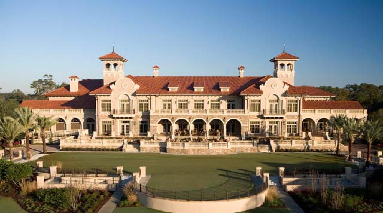 The Players: Sigmund Freud on the TPC Sawgrass Clubhouse