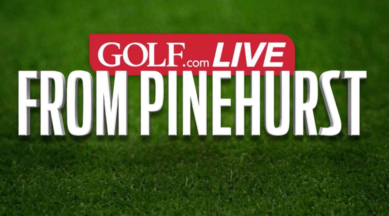 Bubba Watson Happy to Have Share of Lead After Uneven Third Round