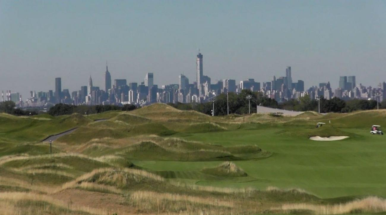 First Look: Trump Golf Links Ferry Point