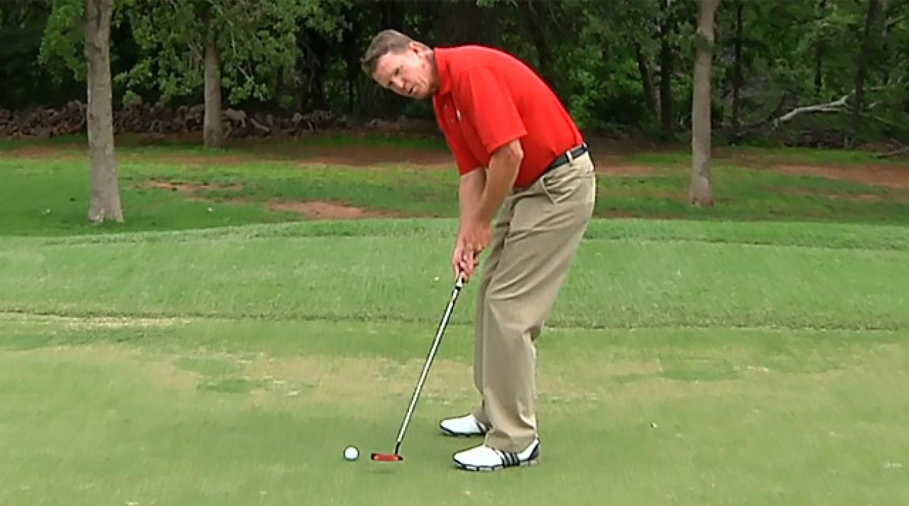 Hump Day Tip: Slow Down Your Putting Routine