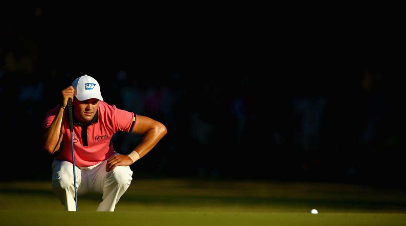 Martin Kaymer's Most Dangerous Opponent? The Voice Inside His Head