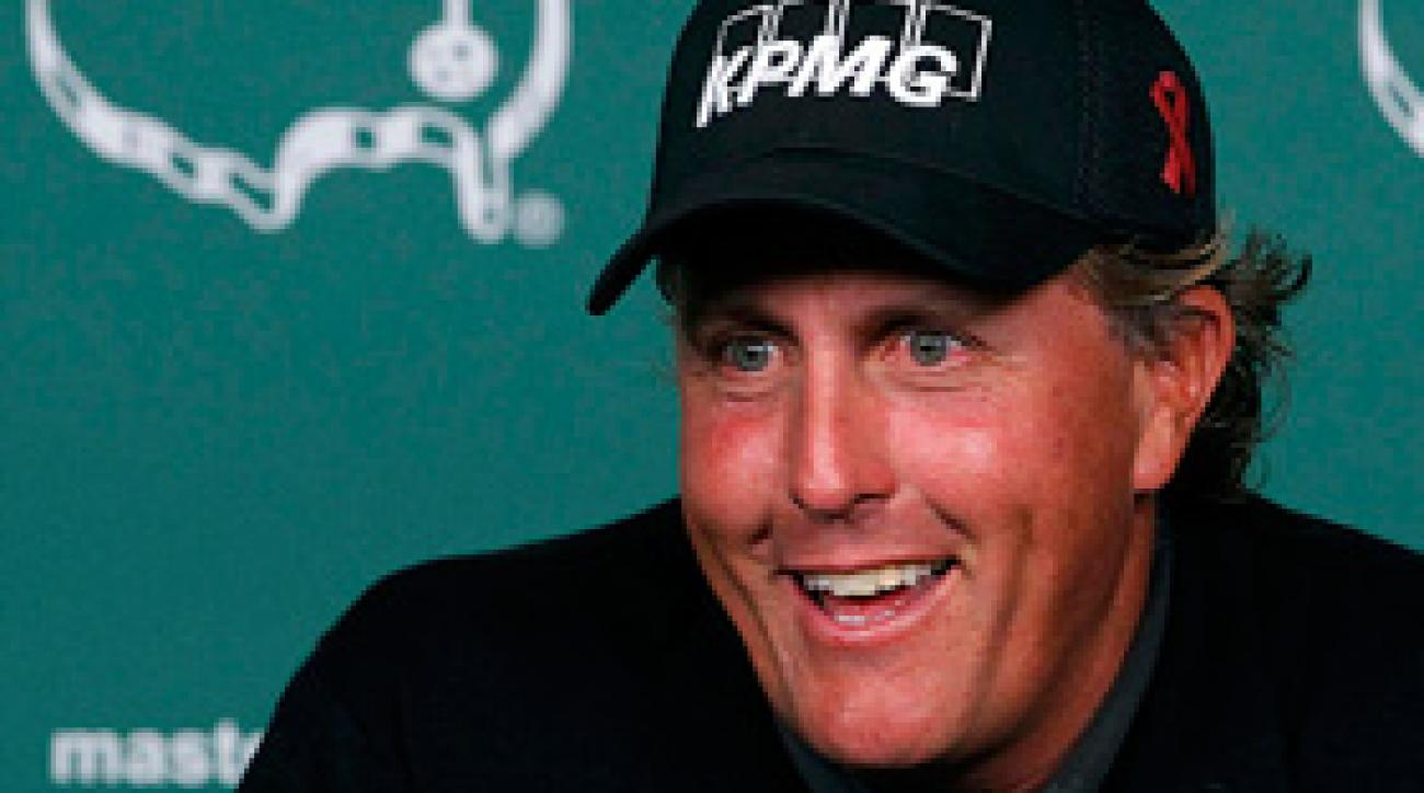 Get to Know Phil Mickelson