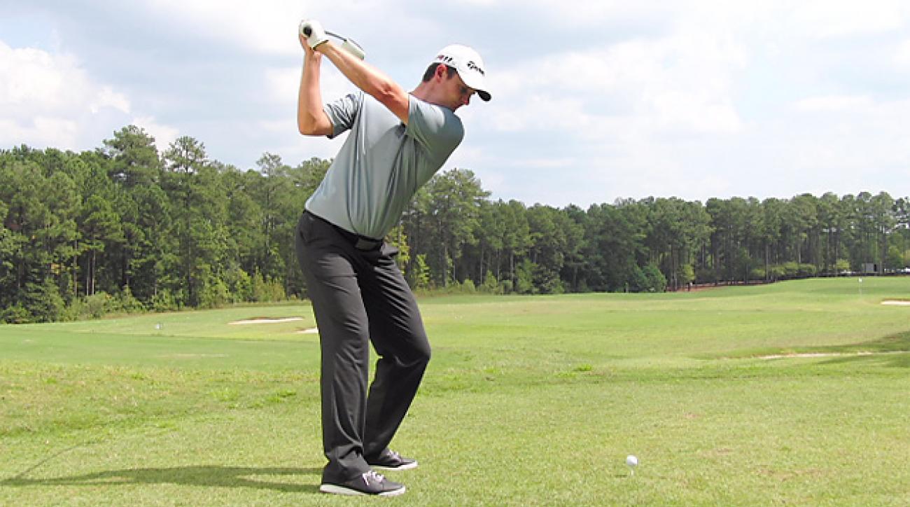 Justin Rose Swing Sequence Golf Com