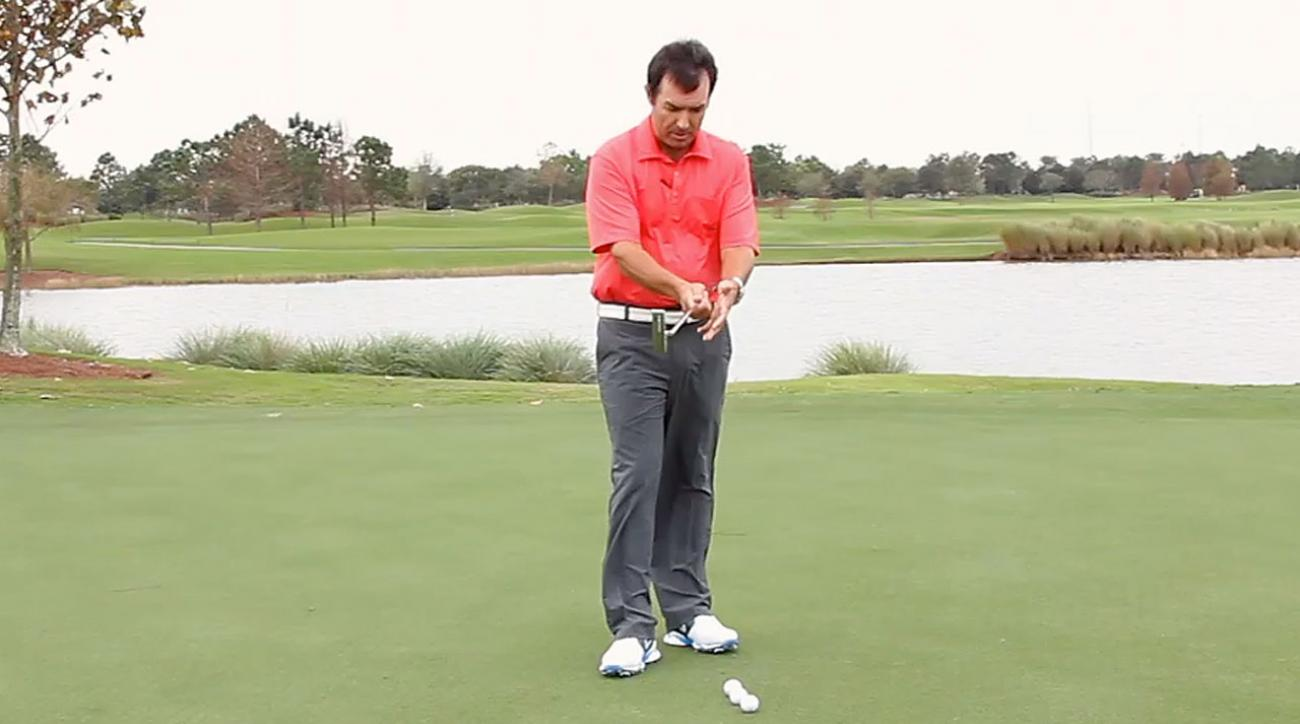 Play Like the Pros: Copy Kooch's Grip To Make More Putts