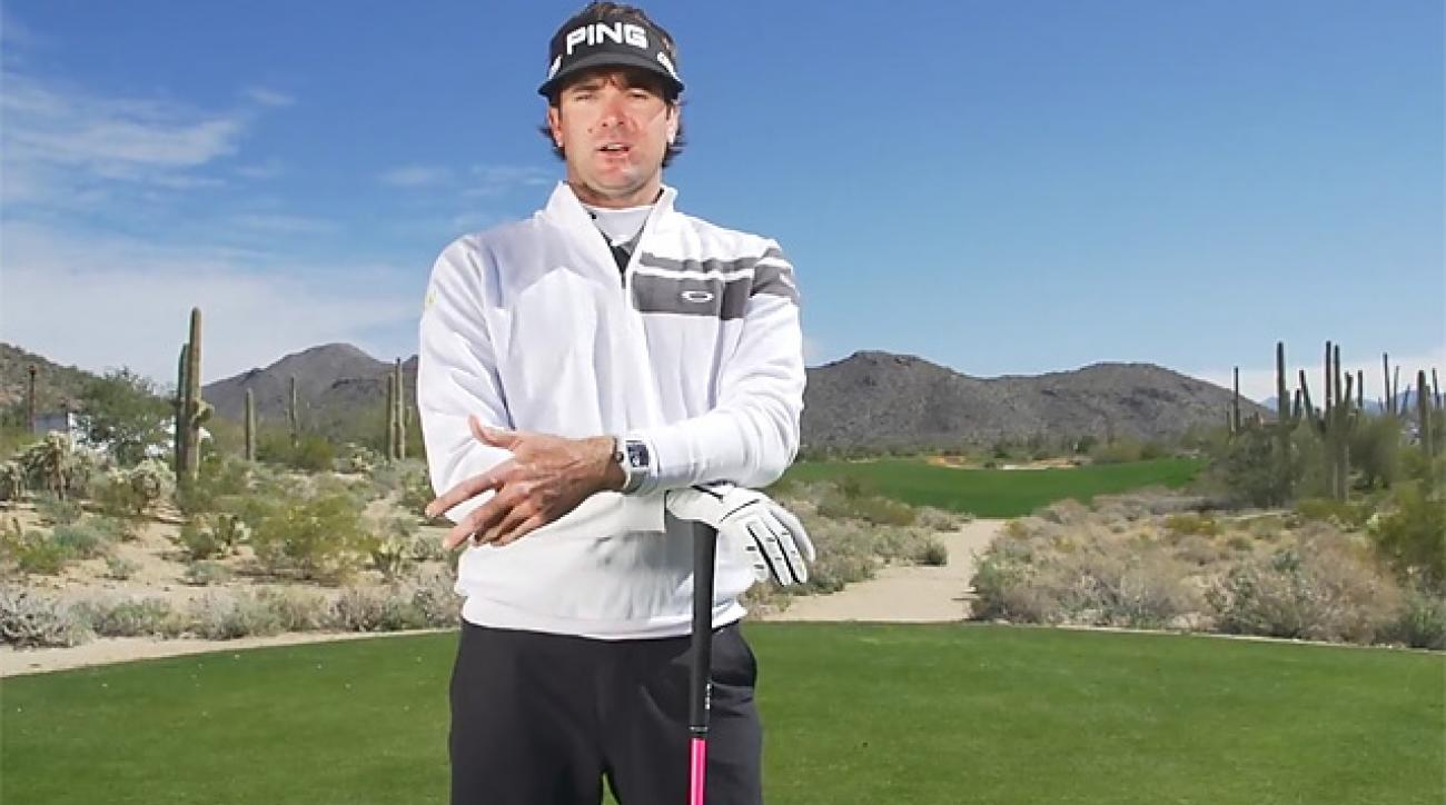 Bubba Watson: The Secret To My Swing
