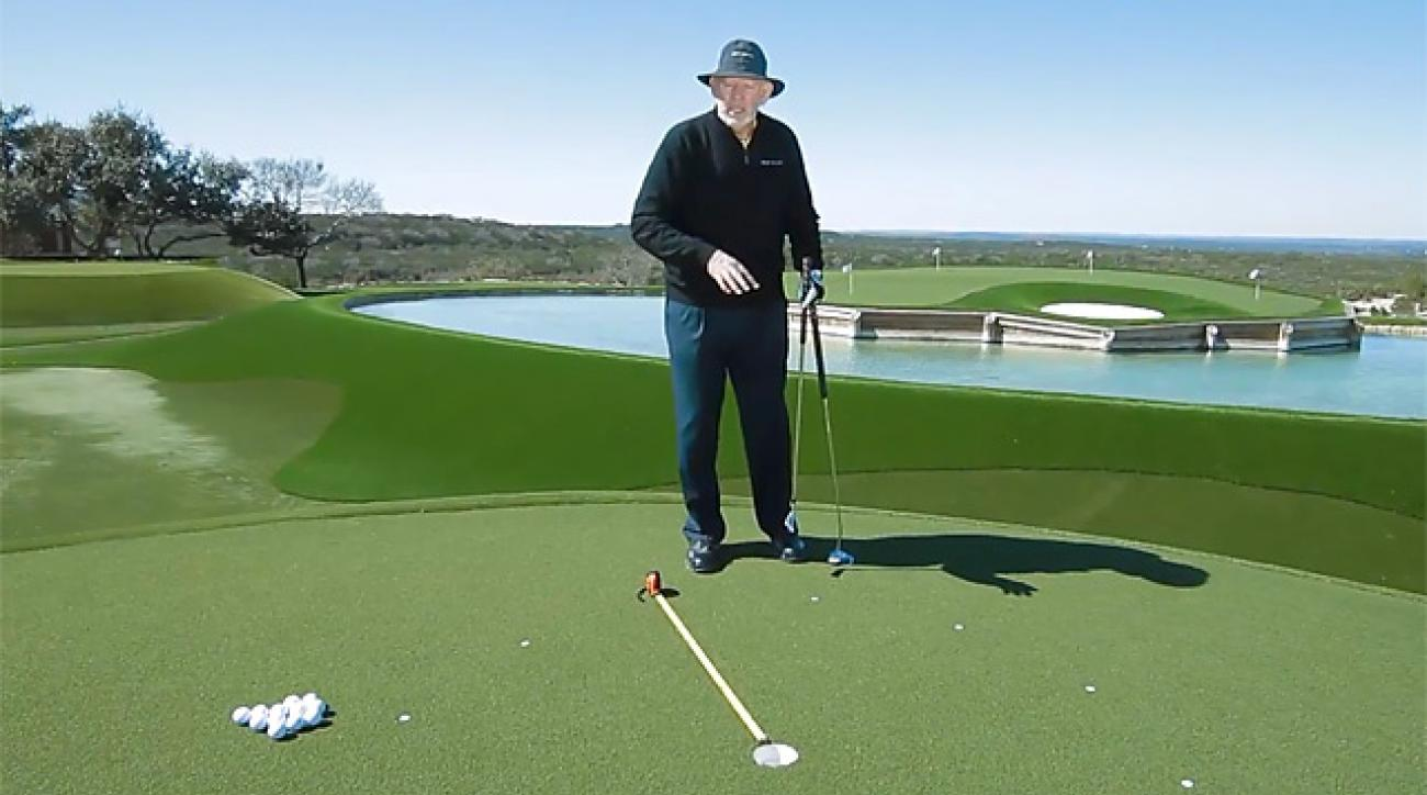 Make More Short Putts