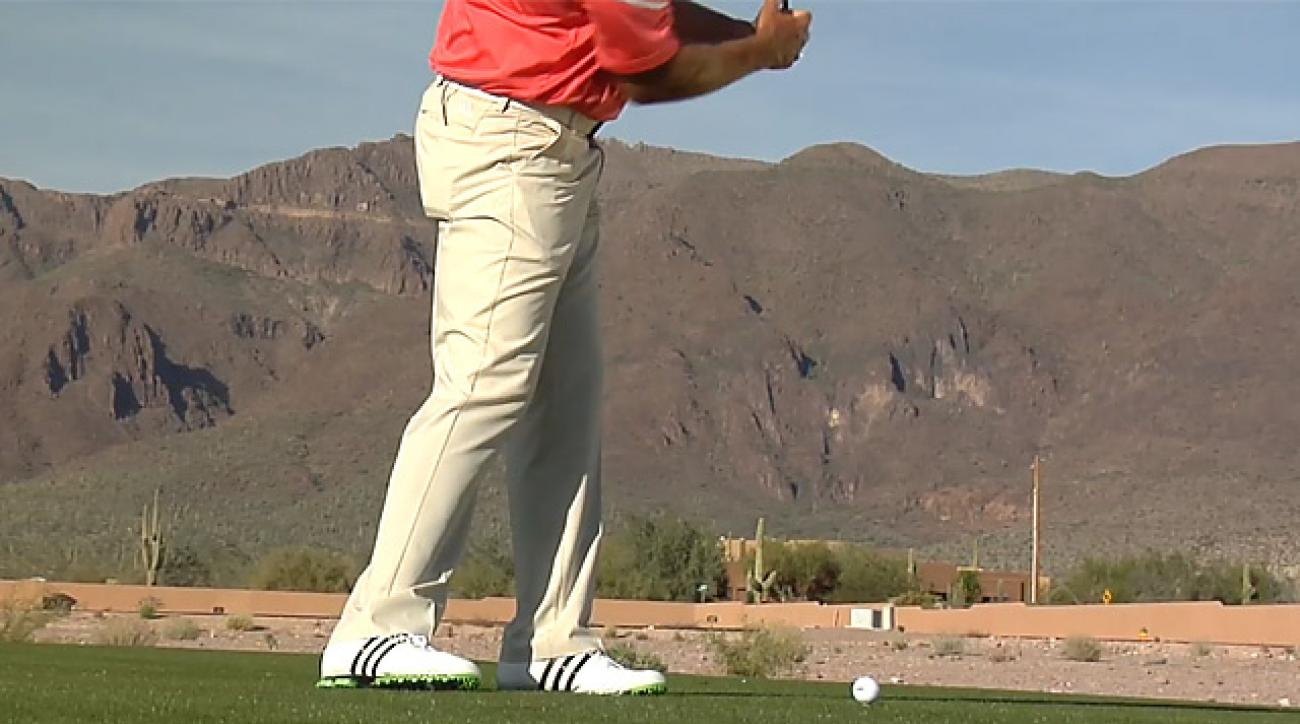 Jim Flick's Best Lessons: Foot Roll