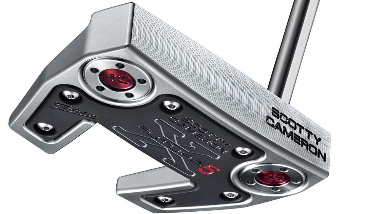 The Shop: Titleist by Scotty Cameron Futura X5 Putter