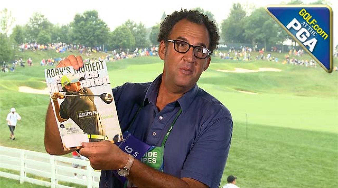 Sports Illustrated Writer Prepares to Eat Crow After Dismissing Rory McIlroy's PGA Chances