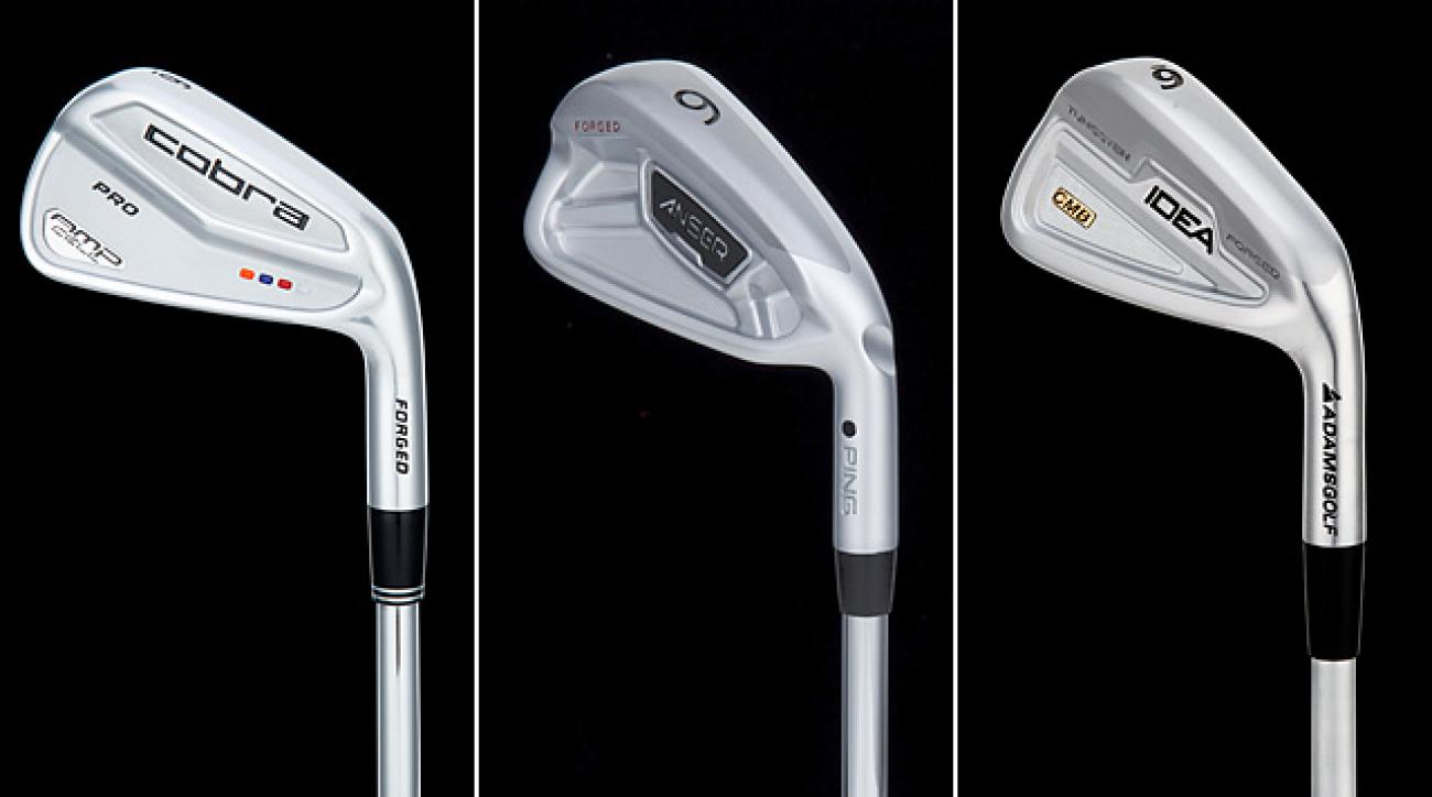 ClubTest 2013: Better-Player Irons