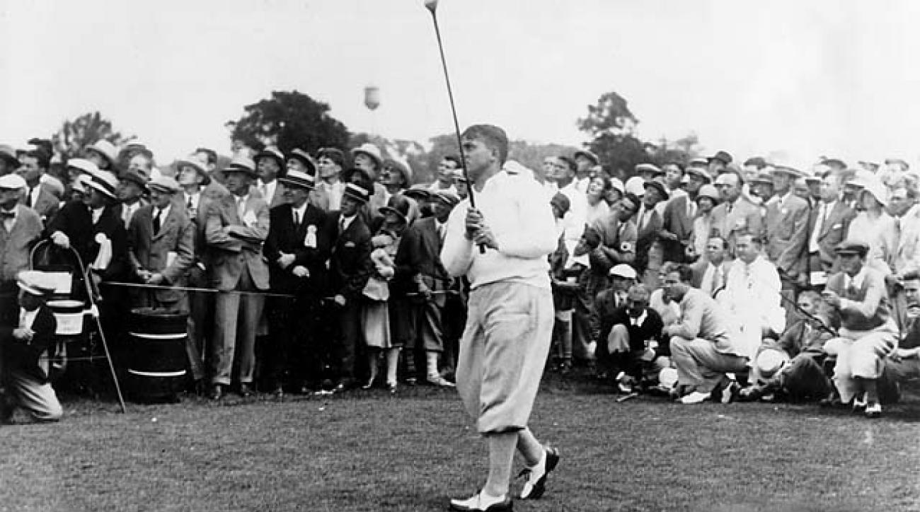 U.S. Open at Merion: Bobby Jones and Merion's Cover-Up