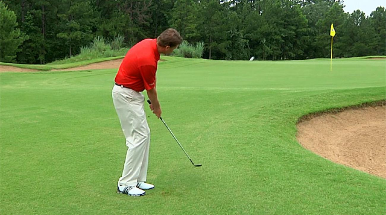 Hump Day Tip: Master the Feel of a Chip Shot