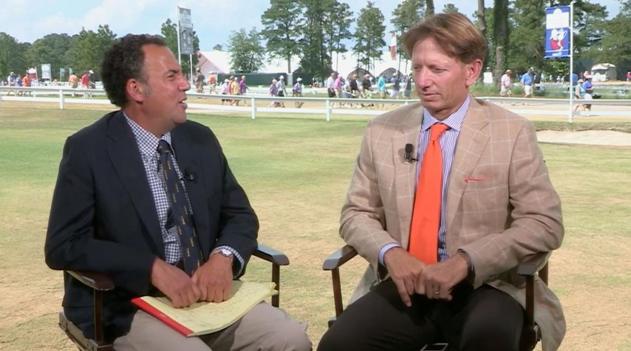 In Conversation With: Brad Faxon