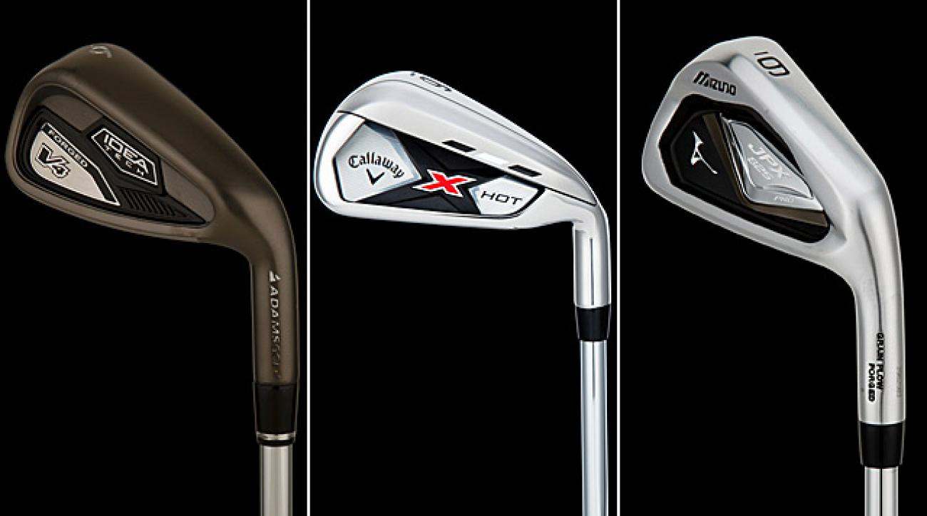 ClubTest 2013: Game-Improvement Irons