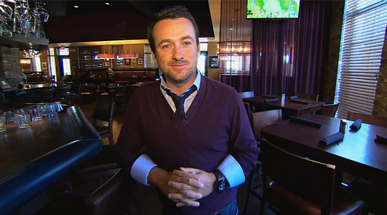 An inside look at Graeme McDowell's new restaurant