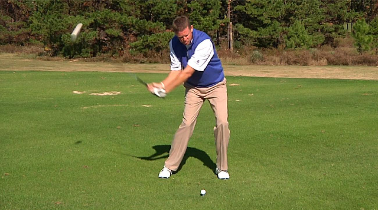 Hump Day Tip: Find The Right Grip Pressure