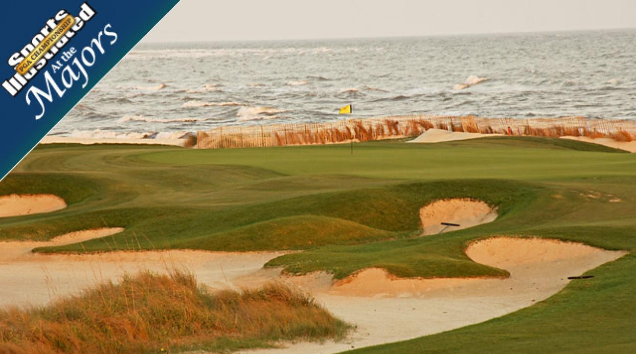 The Shots You Need to Tame the Ocean Course