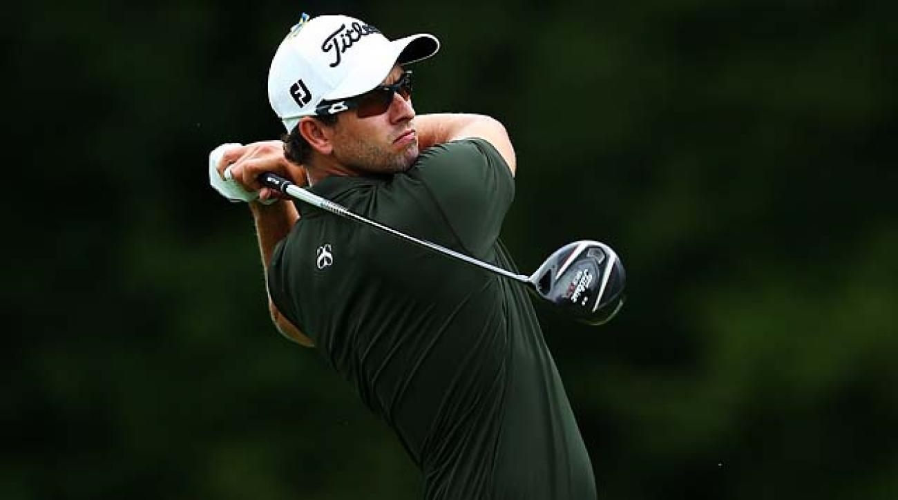 Learn Adam Scott's Secret Power Move