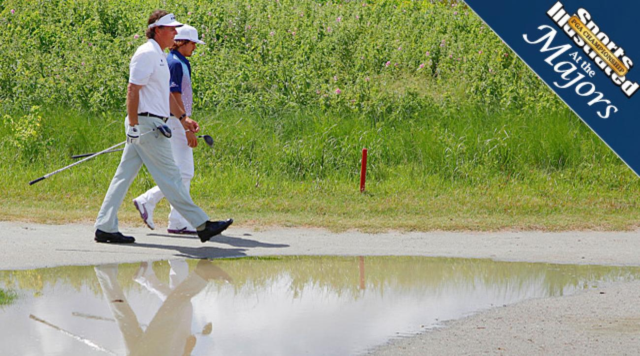 PGA Preview: Who can handle tough conditions at Kiawah?