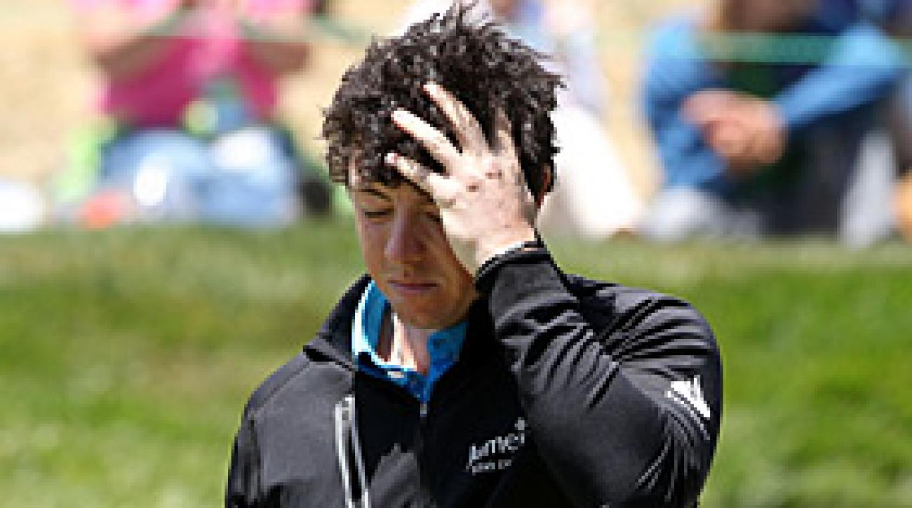 Rory McIlroy needs to focus before his chance at greatness slips away