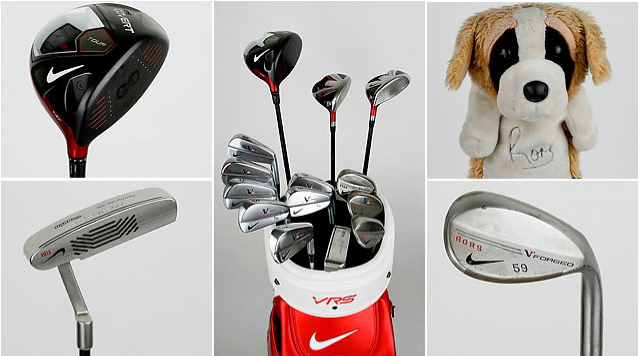 Rory McIlroy: What's In My Bag For The U.S. Open