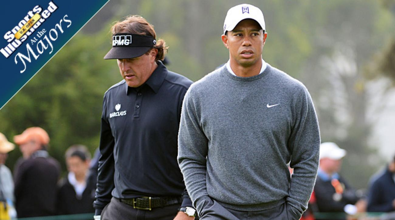 SI at the Majors Roundtable: Is this Tiger's tournament to lose?