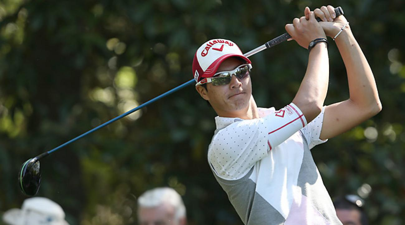Does Ishikawa belong at Masters this year?