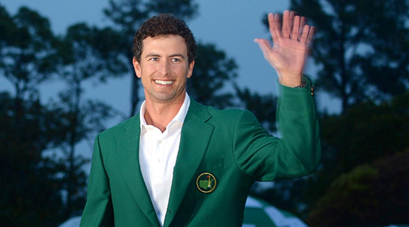 Does Adam Scott's Masters win signal more majors in the future?