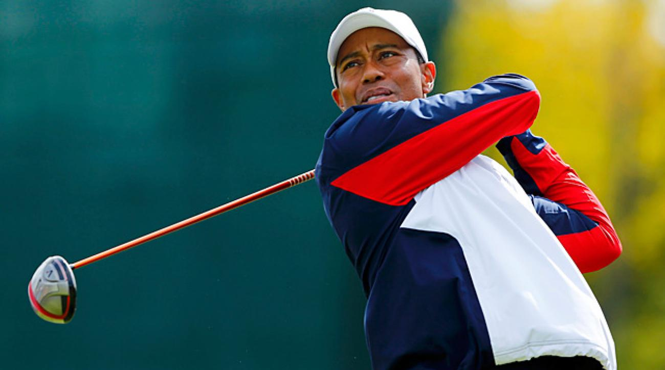 Tiger Woods's keys for success at the 2012 Ryder Cup