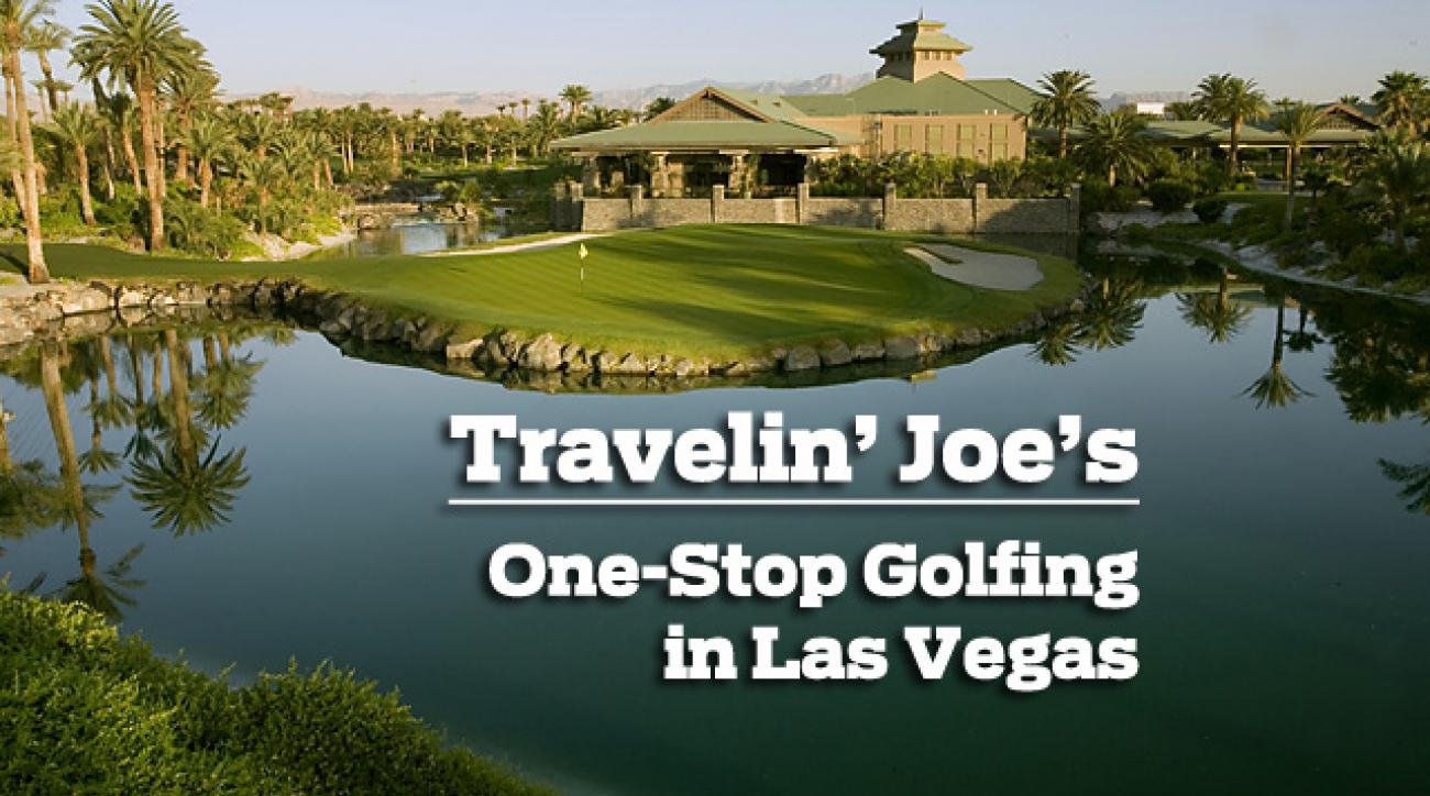 Best One-Stop Golfing in Vegas