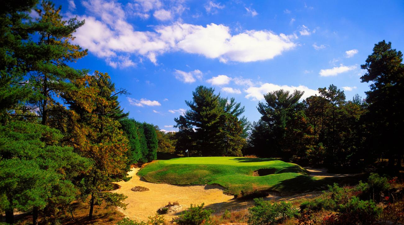 No. 10 at Pine Valley