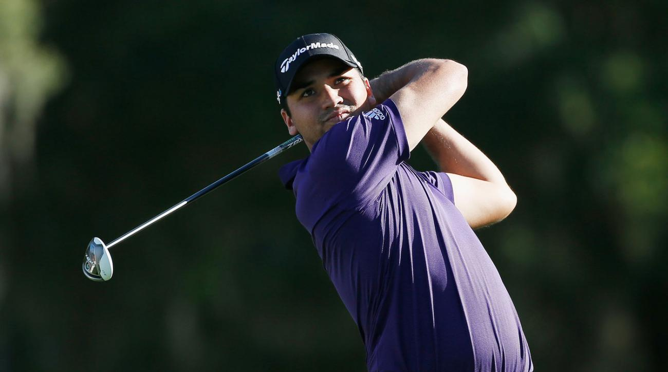 Jason Day and Cameron Tringale won the Franklin Templeton Shootout by a shot.
