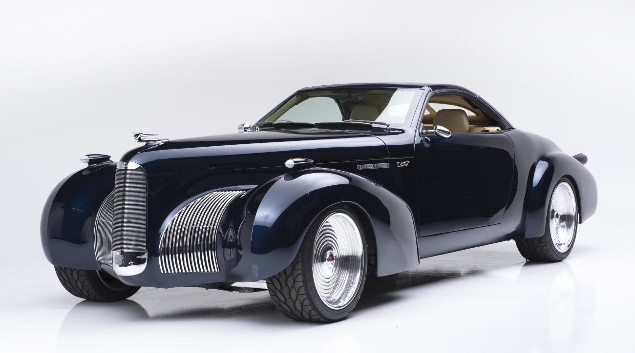 Bubba Watson's Cadillac LaSalle C-Hawk Custom Roadster.