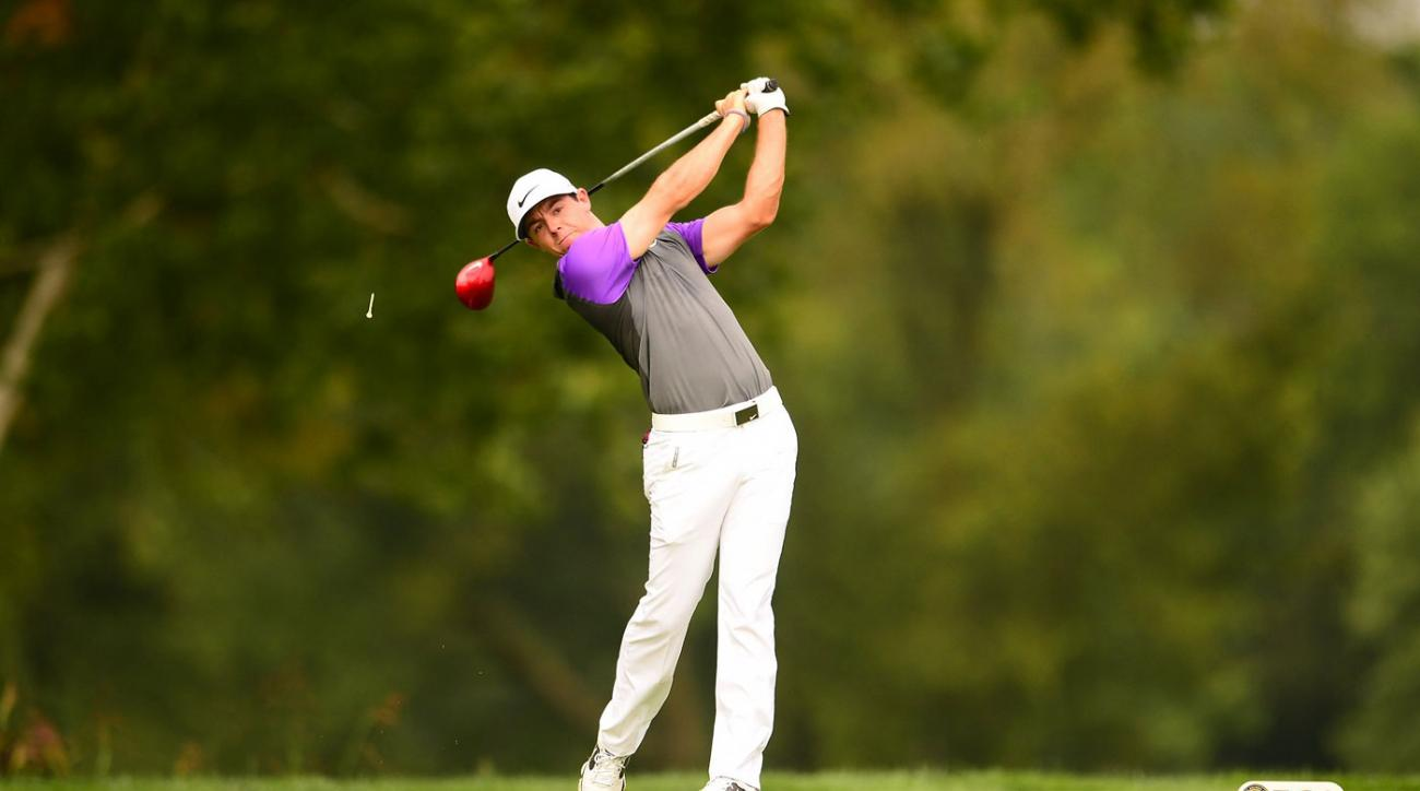 Rory McIlroy's balance and tempo are worthy of admiration.