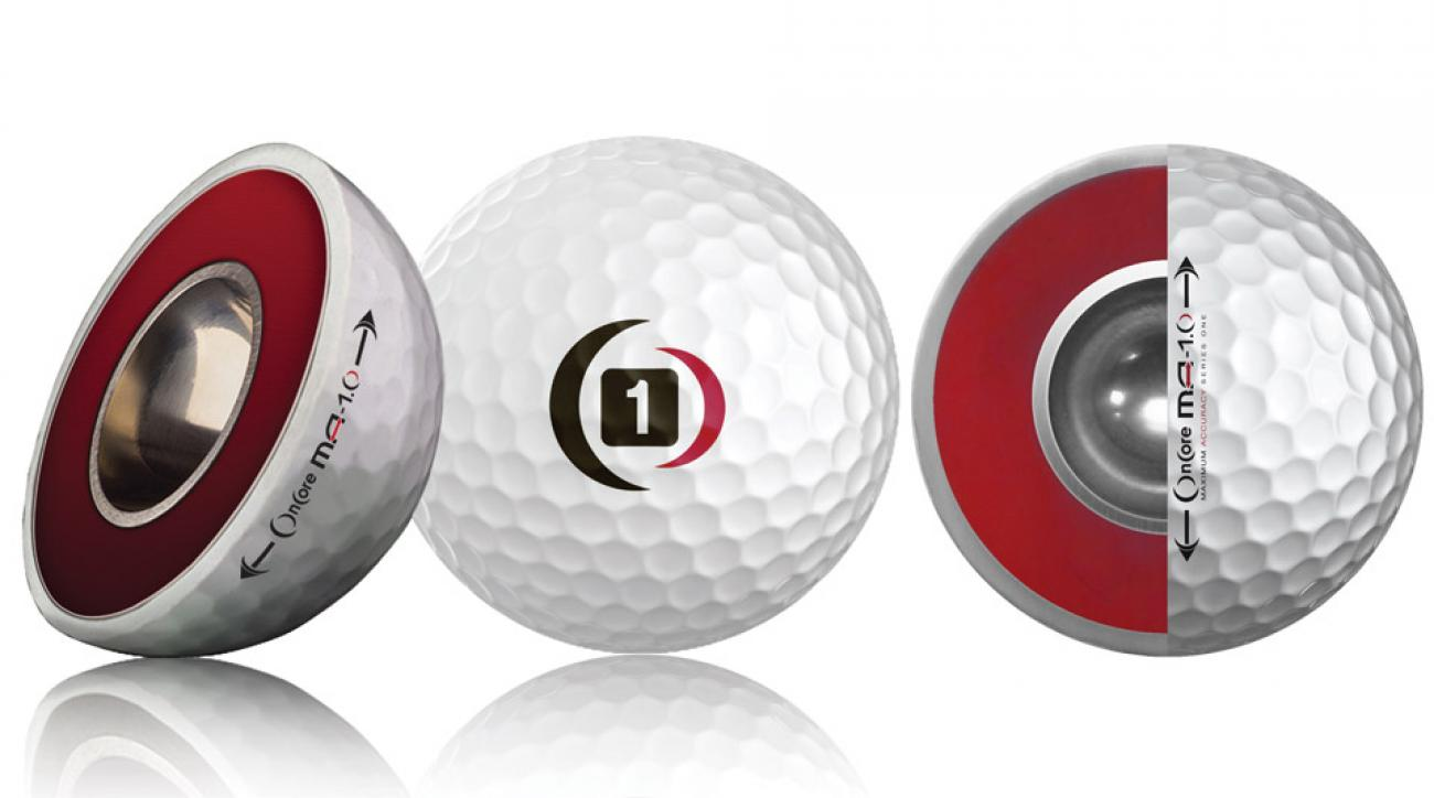 Gary looks into the revolutionary new OnCore golf balls.