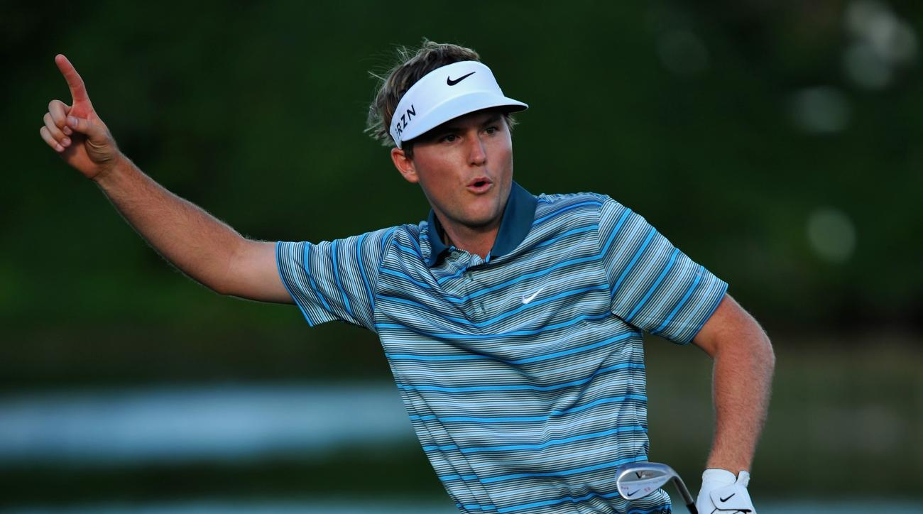 Russell Henley grabbed his second PGA Tour title at the 2014 Honda Classic.