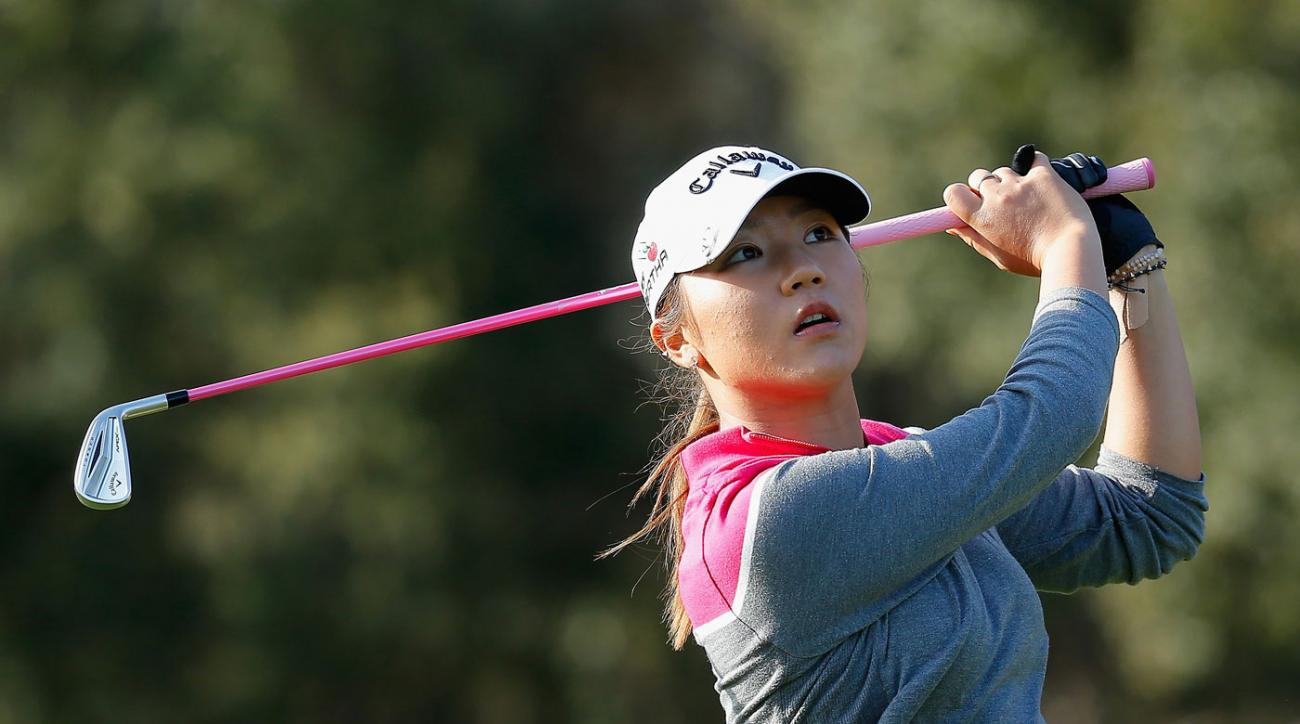 Lydia Ko, 17, has plans for an early retirement.